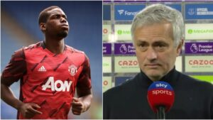 Jose Mourinho has blunt response for Paul Pogba after French star savages former Man Utd boss — RT Sport News