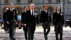Prince Philip's funeral: Britain mourns death of Queen Elizabeth's husband