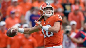 Trevor Lawrence addresses criticism over motivation comments:'I don't need football to make me feel worthy'