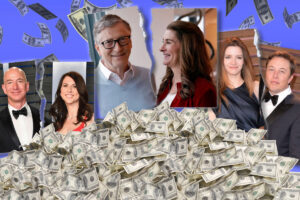 6 of the most expensive divorces: From Bezos to Musk