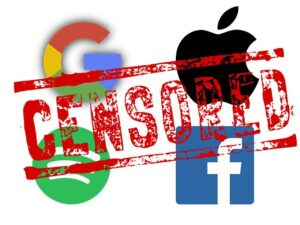 Censorship Is Here – and They're Coming for Christians-David Fiorazo