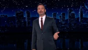 Jimmy Kimmel Goes Off on'Ignorant A-Hole' Caitlyn Jenner