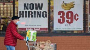 Nonfarm payrolls higher as COVID curbs ease