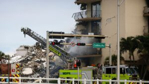 Live Updates: Miami-Area Condo Collapse: NPR