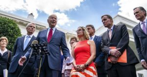 The Senate infrastructure deal leaves much of Biden's climate plan for reconciliation later