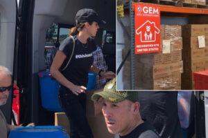 Bethenny Frankel organizes donations for Florida condo collapse