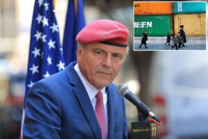 GOP mayoral hopeful Sliwa blasted orthodox Jews in bigoted rant, video shows