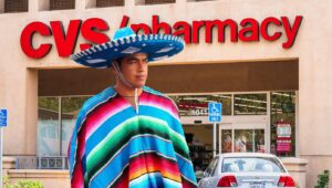 Biden Says Latinx Aren't Getting Vaccinated Because Their Giant Sombreros Make It Impossible To Enter Pharmacies