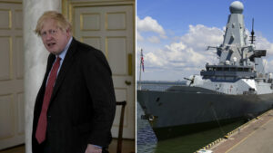 Boris Johnson's decision to send a warship to contested Crimea shows lonely Brexit Britain is lost at sea — RT Russia & Former Soviet Union