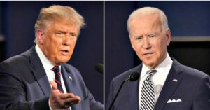 NBC Poll Shows Trump and Biden Approval Statistically Tied