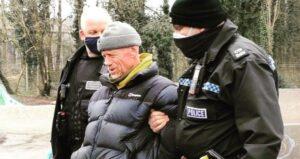 UK COVID Cops Arrest Man For Handing Out Free Soup