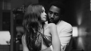 'Malcolm & Marie' review: Zendaya and John David Washington star in a showcase for them that's a headache for viewers