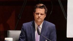 Matt Gaetz blasts House Democrats for mocking request to recite Pledge of Allegiance at hearing