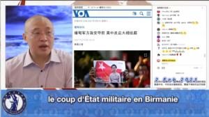 Le coup d'État de Birmanie – GNEWS