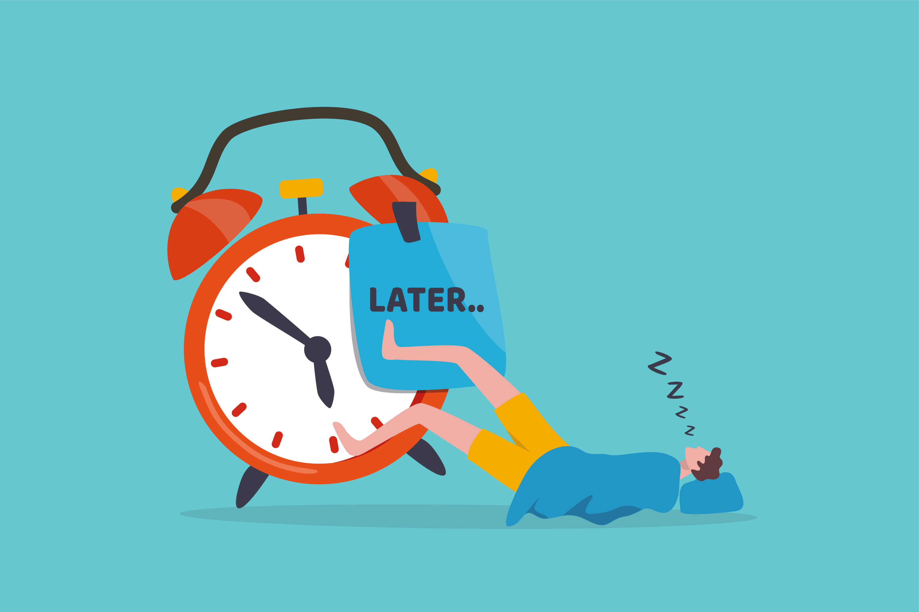 How to Stop Procrastinating When Things Feel Hard or Scary