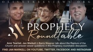 VIDEO: Prophecy Round Table | Olive Tree Ministries
