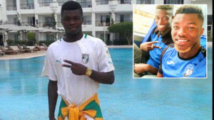 Ex-Atalanta prodigy and Ivory Coast youth captain Willy Braciano dies from liver cancer at the age of 21 — RT Sport News