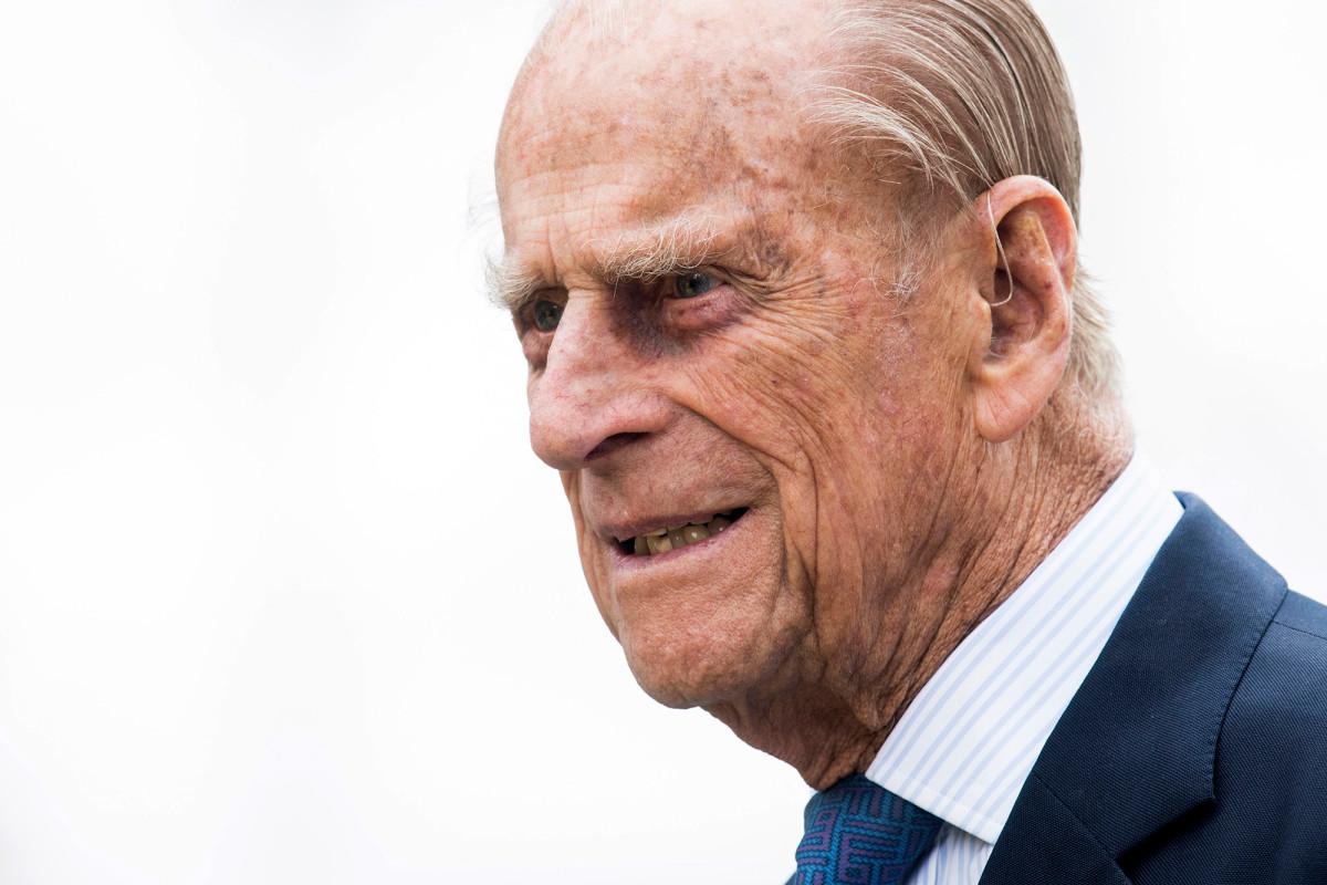 Prince Philip hospitalized with infection: Buckingham Palace