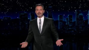 Jimmy Kimmel Roasts Rudy Giuliani Over Silly Dominion Lawsuit-Dodging