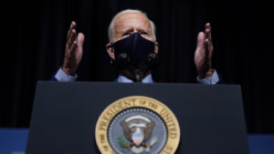 Judge Bans Enforcement Of Biden's 100-Day Deportation Pause: NPR