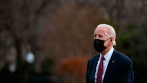 Biden to make 25 million masks available at community health centers, food banks