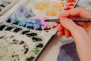 Creative Meditation? This Art Subscription Box Incorporates Mindfulness