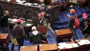 Capitol Insurrection Updates: NPR