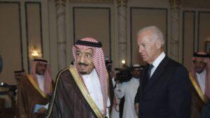 Biden's Shrug of a Response to the Saudis Isn't'Complicated'
