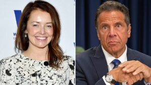 Lindsey Boylan calls on Cuomo to resign or be removed from office: He can't choose his judge and jury,'we do'