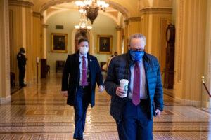 Senate passes $1.9T COVID aid bill after marathon session