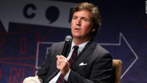 Senior members of military call out Tucker Carlson for mocking women serving in armed forces: His words'don't reflect our values'