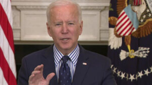 Biden tries to explain the COVID relief bill, listen to this