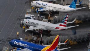 US airline stocks rise on hopes for a air travel rebound