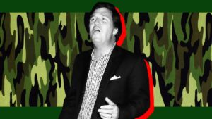 Even Tucker Carlson Has a Right to Bash the Military