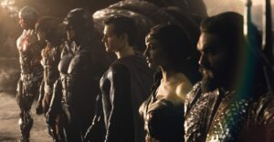 How Fans Shaped'Zack Snyder's Justice League'