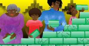 """How the """"Black tax"""" impacts Black wealth, including my family"""