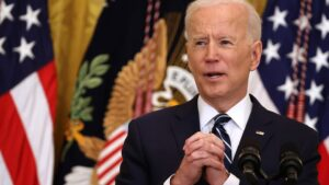 Biden's First Presser Shows Why He Waited So Long To Have One