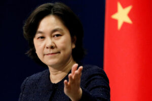China defends itself on human rights by pointing to history of slavery in US