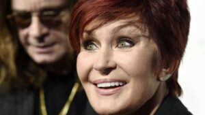 Sharon Osbourne Won't Host'The Talk' Any Longer