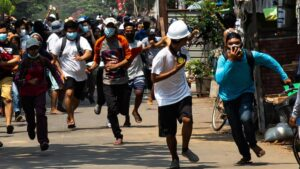 Myanmar: At least 114 killed in bloodiest day of protests yet