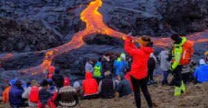 Photos: Up Close With Iceland's Fagradalsfjall Volcano