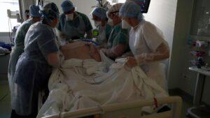Medics despair as France's'third way' virus strategy flails