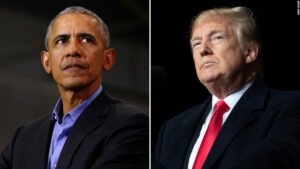 Obama congratulates MLB for'taking a stand' against Georgia election law as Trump calls for boycott