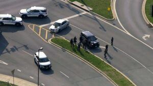 2 injured in Maryland shooting, suspect is'down': Police