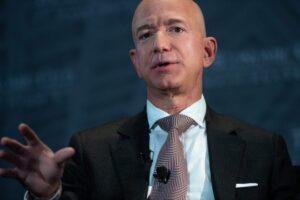 Amazon's Bezos supports Biden's infrastructure plan, raising taxes