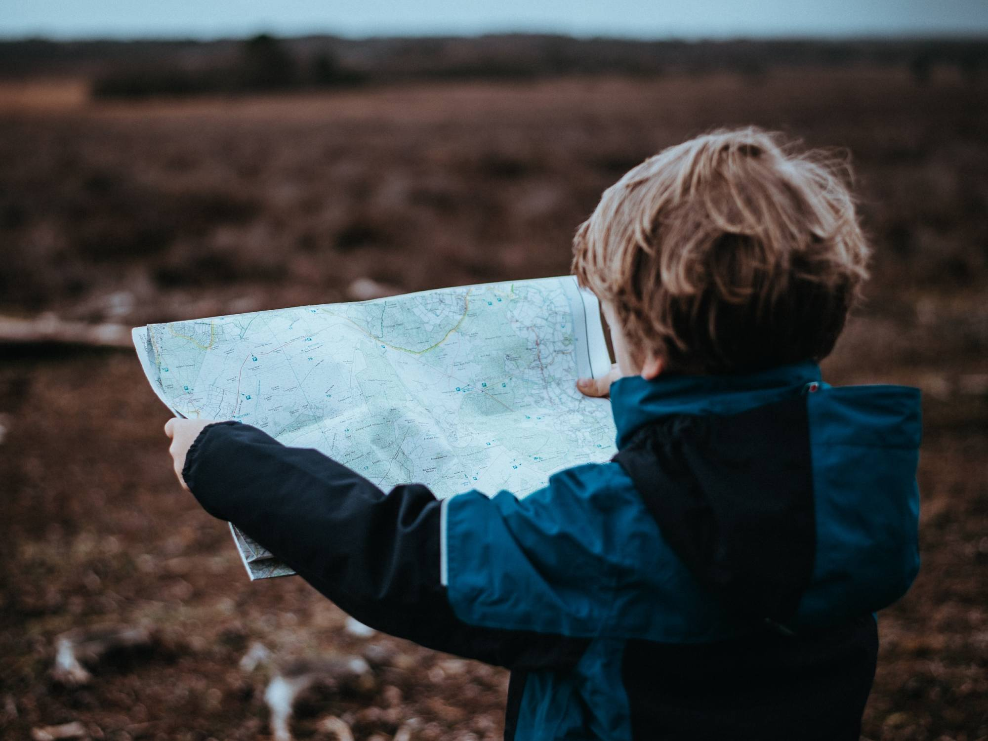 5 fun ways to teach kids how to read maps