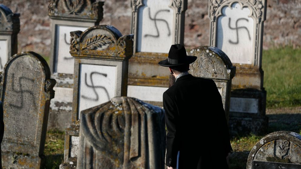 Report: Pandemic amped up anti-Semitism, forced it online