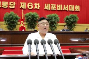 Kim Jong Un admits North Korea faces'worst-ever situation'