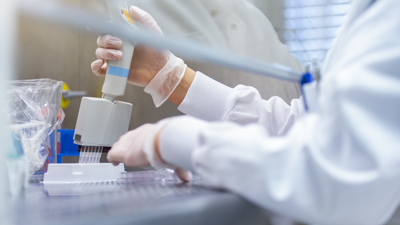 New Drugs To Treat COVID-19 Show Promise, Researchers Say: Shots
