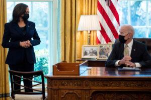 Republicans want Biden, Harris to tour the US-Mexico border